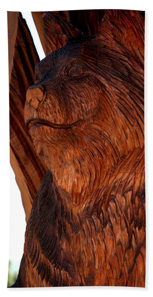 Usa Bath Sheet featuring the photograph Bobcat Closeup by LeeAnn McLaneGoetz McLaneGoetzStudioLLCcom