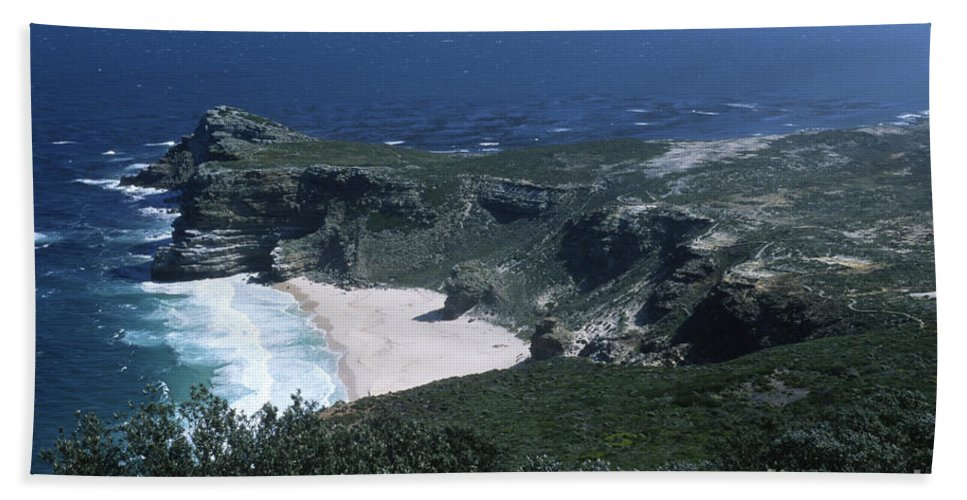 Africa Bath Sheet featuring the photograph Cape Of Good Hope - Africa by Sandra Bronstein