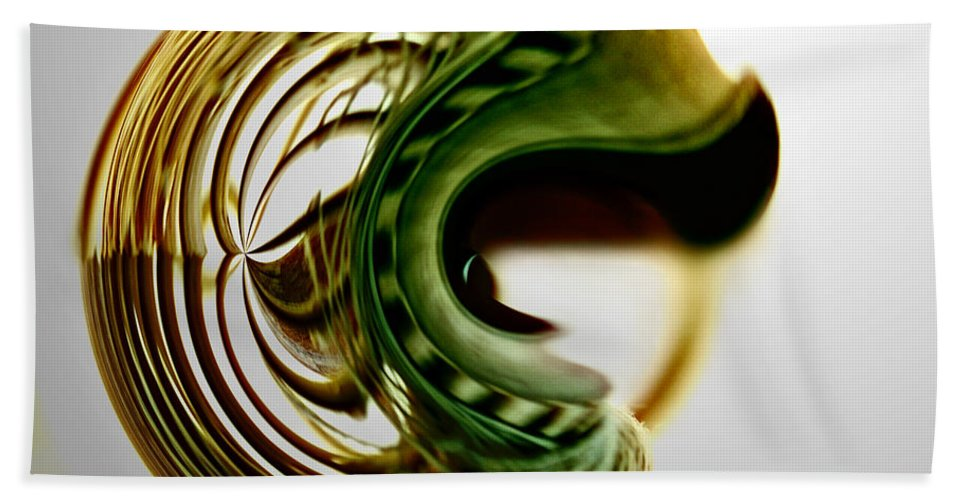 Sphere Bath Sheet featuring the photograph Continuous Agitation by Adam Vance