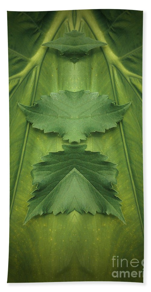 Hand Towel featuring the photograph Creation 106 by Mike Nellums