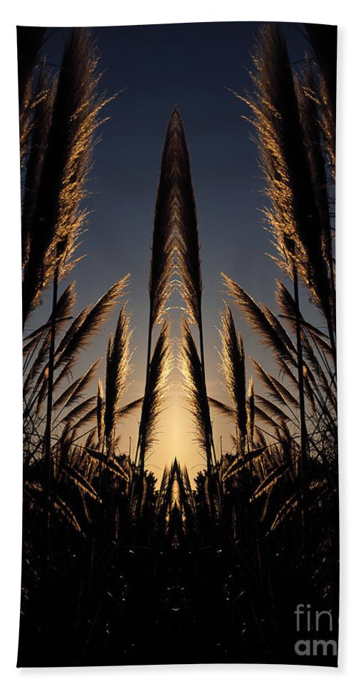 Hand Towel featuring the photograph Creation 171 by Mike Nellums