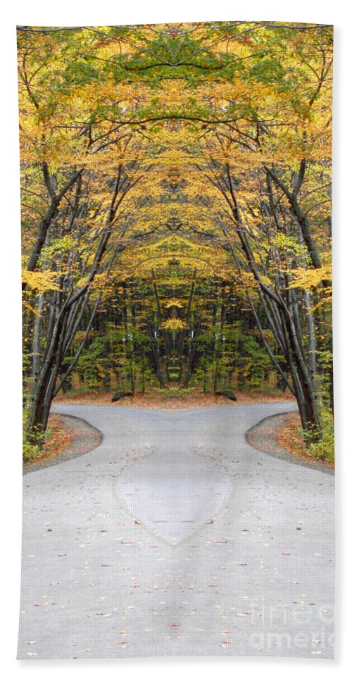Hand Towel featuring the photograph Creation 21 by Mike Nellums
