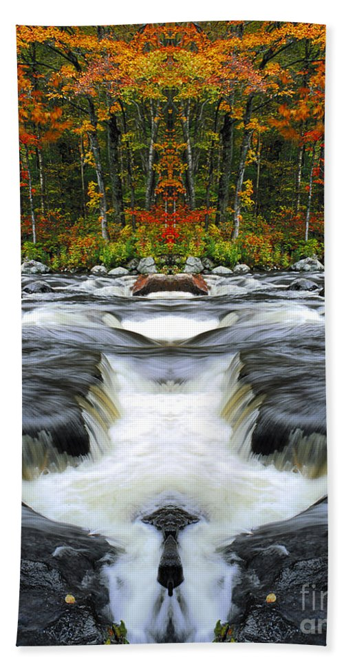 Hand Towel featuring the photograph Creation 23 by Mike Nellums