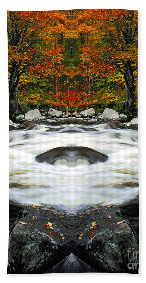 Hand Towel featuring the photograph Creation 24 by Mike Nellums