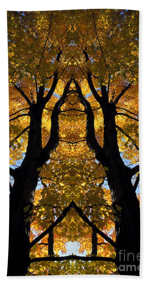 Hand Towel featuring the photograph Creation 39 by Mike Nellums