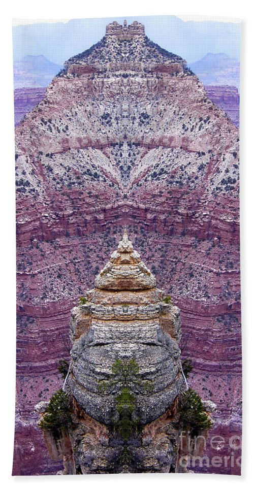Hand Towel featuring the photograph Creation 84 by Mike Nellums