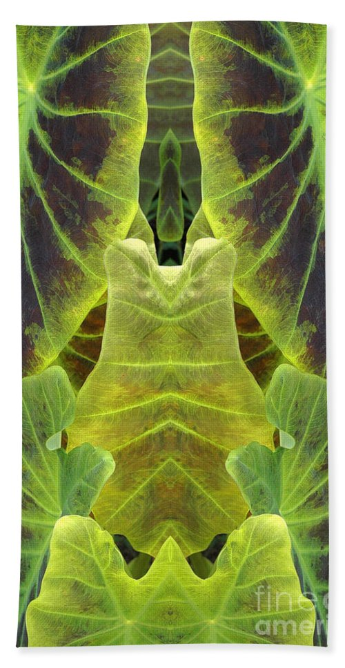 Hand Towel featuring the photograph Creation 89 by Mike Nellums