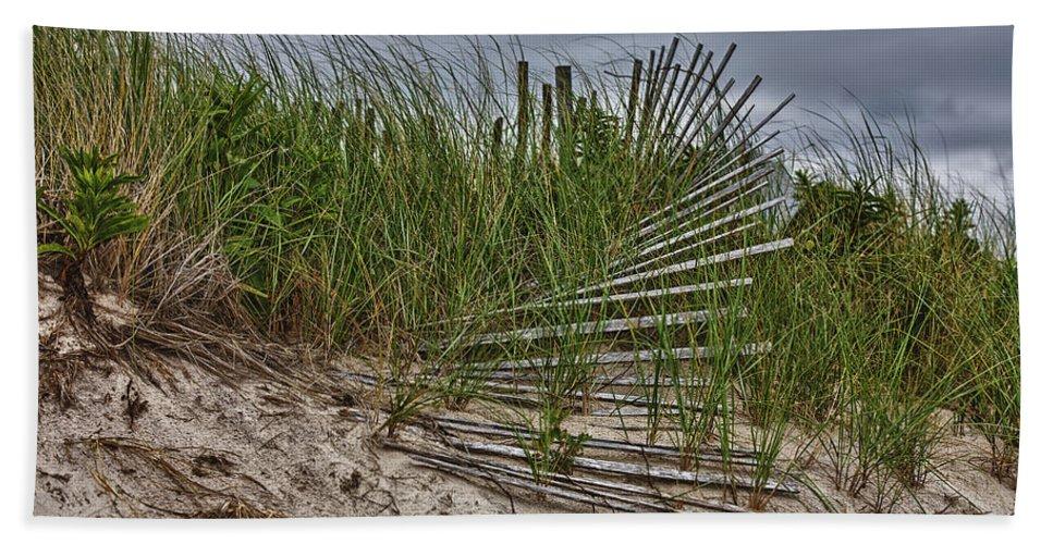 East Hampton Bath Sheet featuring the photograph Dunes by Rick Berk