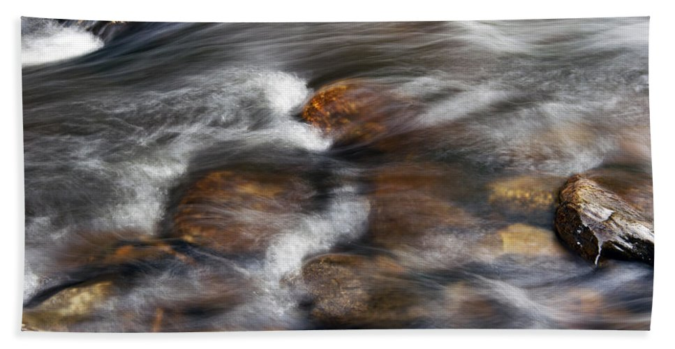 Stone Hand Towel featuring the photograph Ethereal World by Glenn Gordon