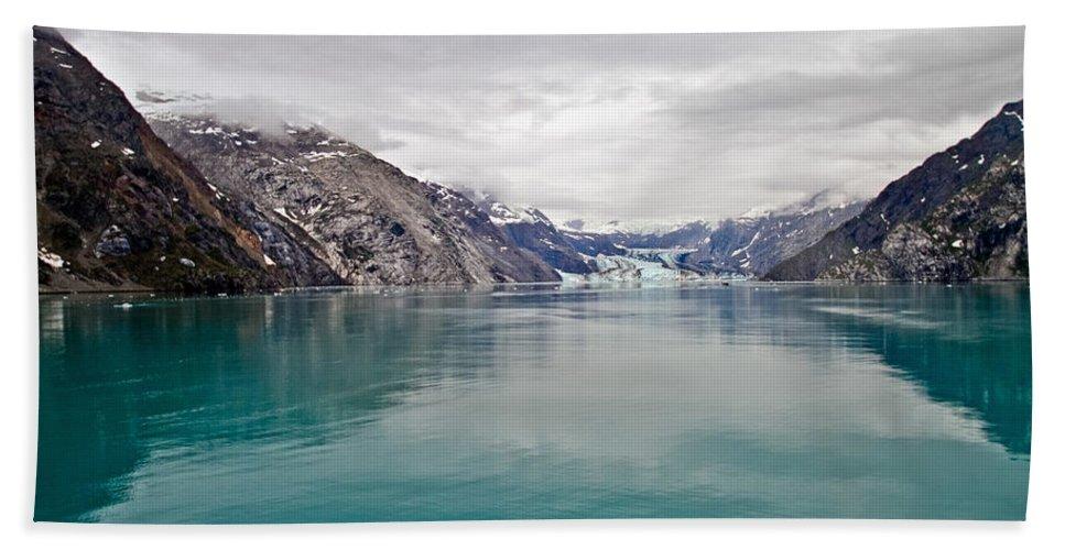 Glacier Bay National Park Bath Sheet featuring the photograph Glacier Bay National Park by Bill Lindsay
