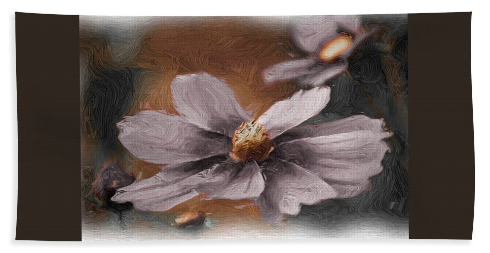 Petal Bath Sheet featuring the photograph Golden Eye by Trish Tritz