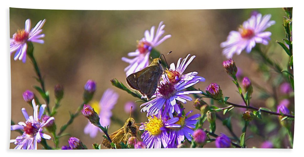 Skipper Hand Towel featuring the photograph Good Times by Byron Varvarigos