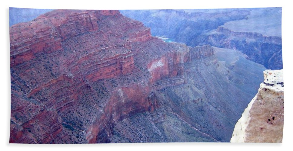 Grand Canyon Hand Towel featuring the photograph Grand Canyon 36 by Will Borden
