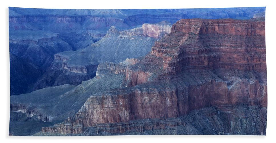 Grand Canyon Hand Towel featuring the photograph Grand Canyon Grandeur by Bob Christopher