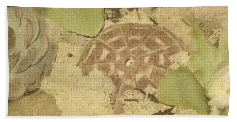 Sand Bath Sheet featuring the photograph Hawaiian Delight by Trish Tritz