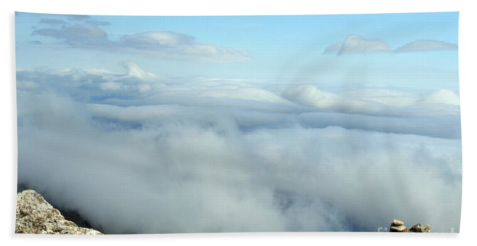 New Hampshire Bath Sheet featuring the photograph Landscape View Mt. Washington New Hampshire 23 by Terri Winkler