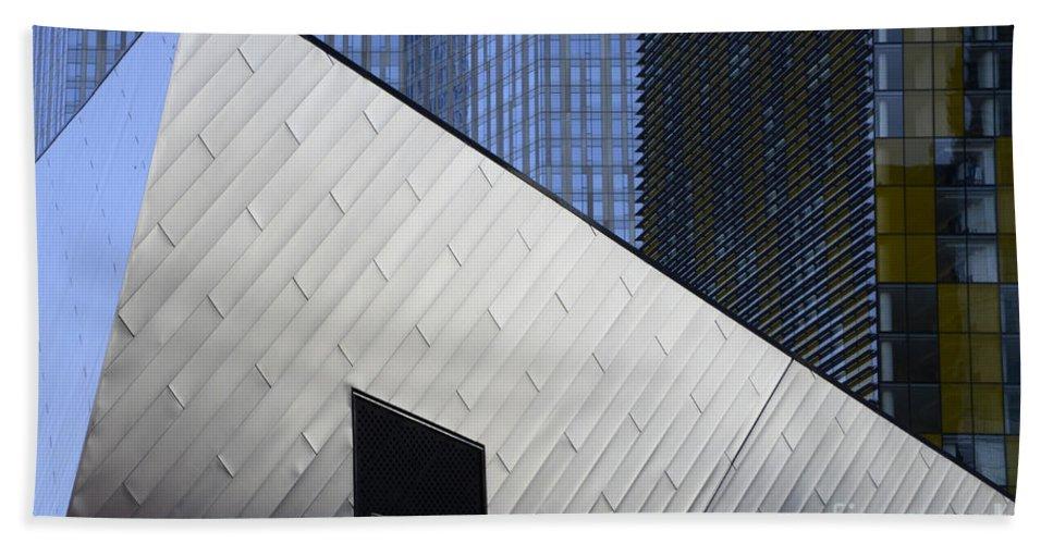 Las Vegas Hand Towel featuring the photograph Las Vegas 6 by Bob Christopher