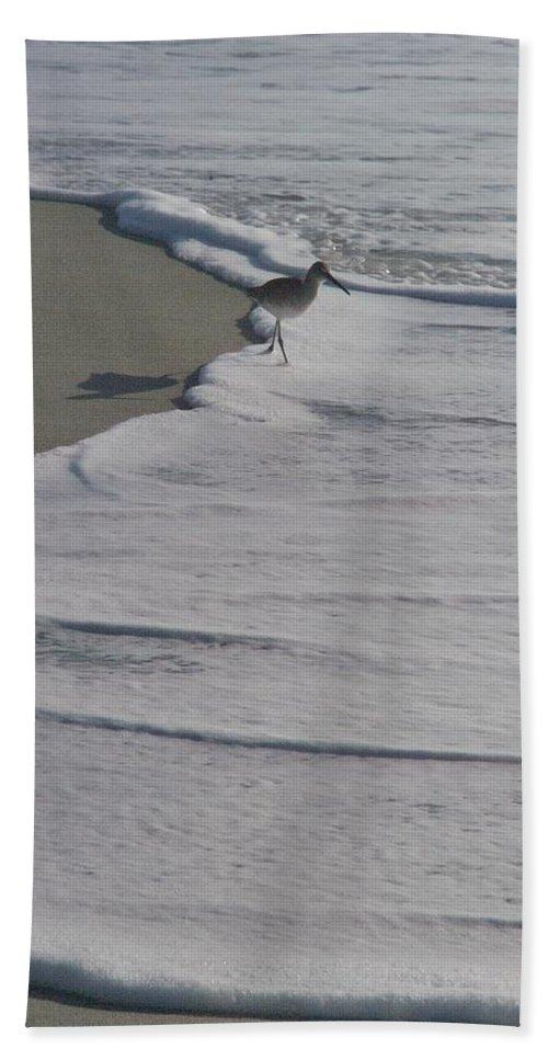 Beach Hand Towel featuring the photograph Lowdermilk by Joseph Yarbrough