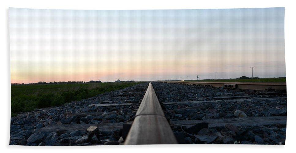 Minnesota Sunset Hand Towel featuring the photograph Minnesota Sunset 18 by Cassie Marie Photography