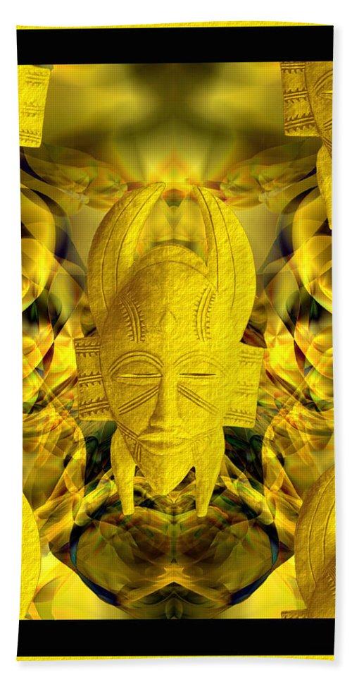 Mystic Bath Sheet featuring the photograph Mystic Illusions by Kurt Van Wagner