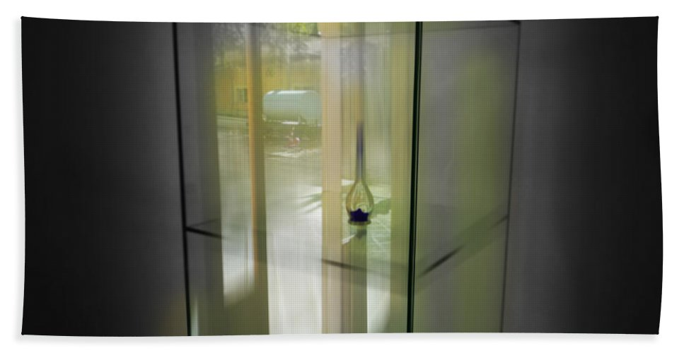 Display Hand Towel featuring the digital art Points Of View by Charles Stuart