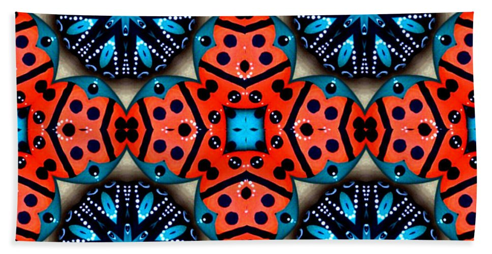 Polkadots Hand Towel featuring the photograph Polkadot Special by Barbara Griffin