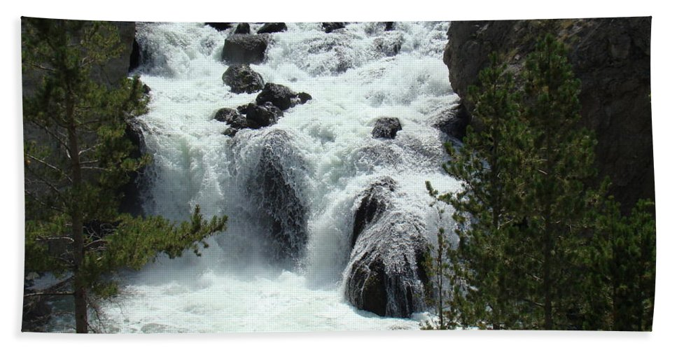 Nature Bath Sheet featuring the photograph Rafting Anyone by Michael MacGregor