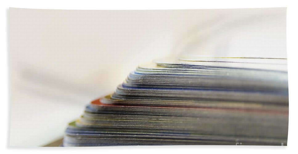 Magic Bath Sheet featuring the photograph Reading by Vicki Ferrari