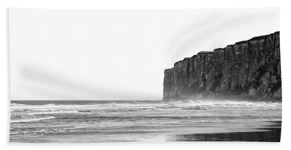 Bay Bath Sheet featuring the photograph Shore by Svetlana Sewell