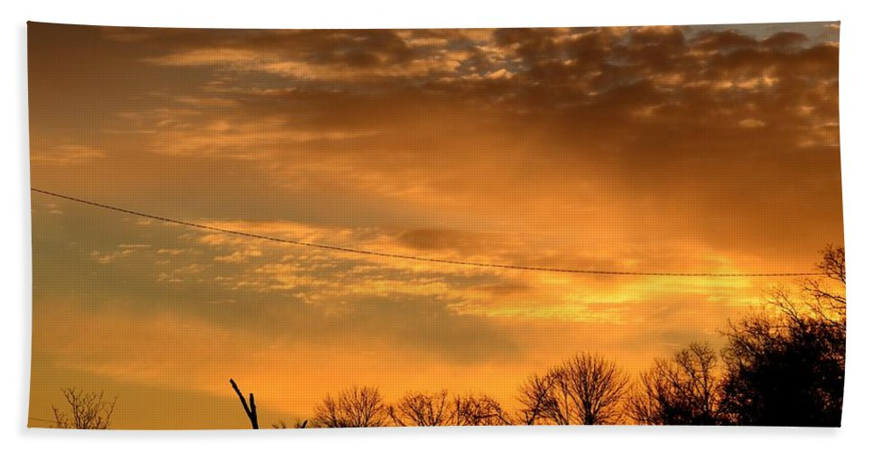 Glorious Bath Sheet featuring the photograph Show Me Your Glory by Maria Urso