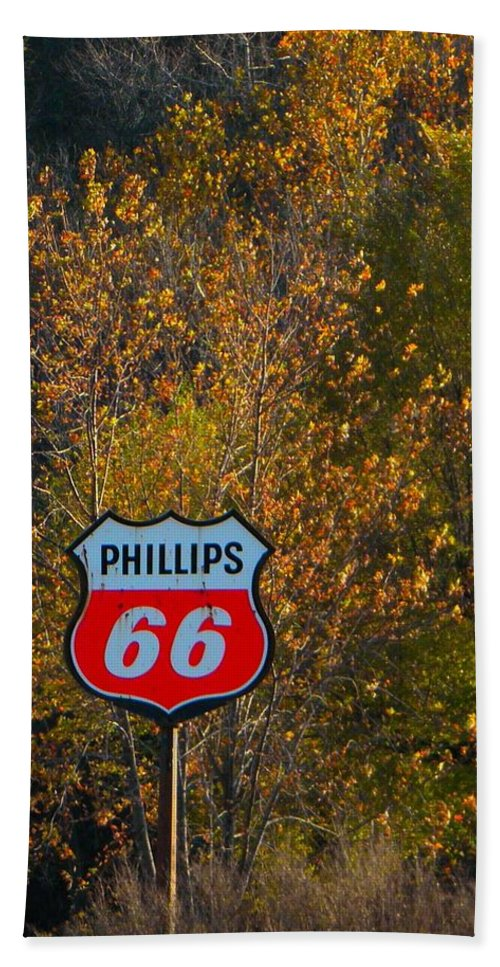 Phillips Bath Sheet featuring the photograph Sixty Six by Chris Berry