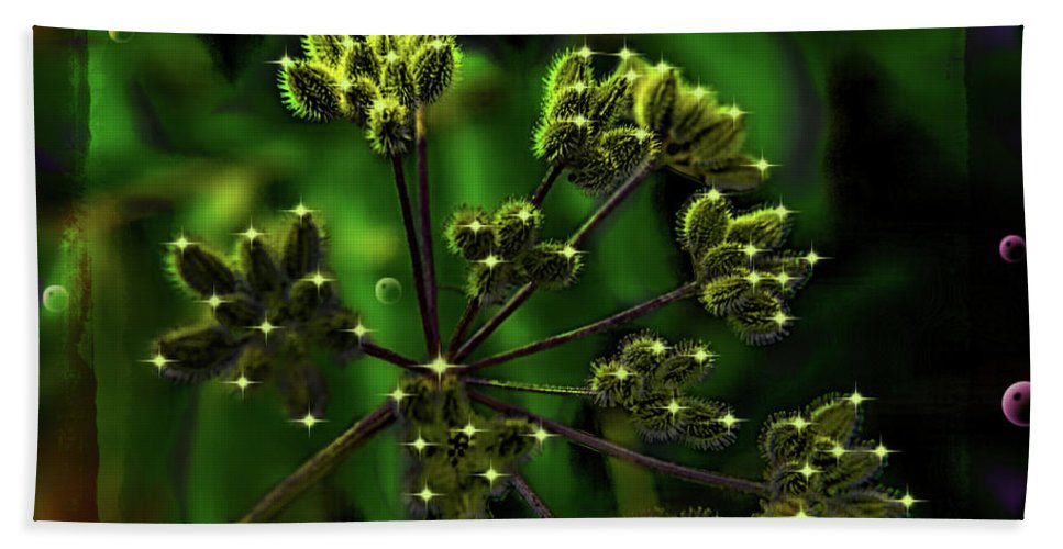 Ericamaxine Bath Sheet featuring the photograph Star Light Star Bright by Ericamaxine Price