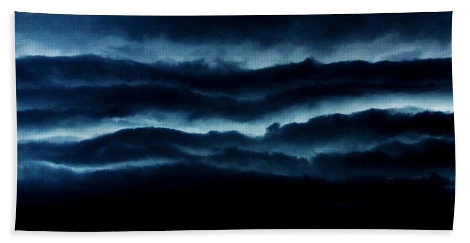 Storm Bath Sheet featuring the photograph Storm by Rachel Christine Nowicki