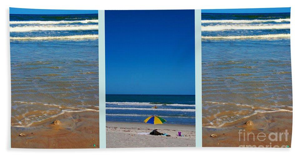 Summertime Bath Sheet featuring the photograph Summertime Fun by Susanne Van Hulst
