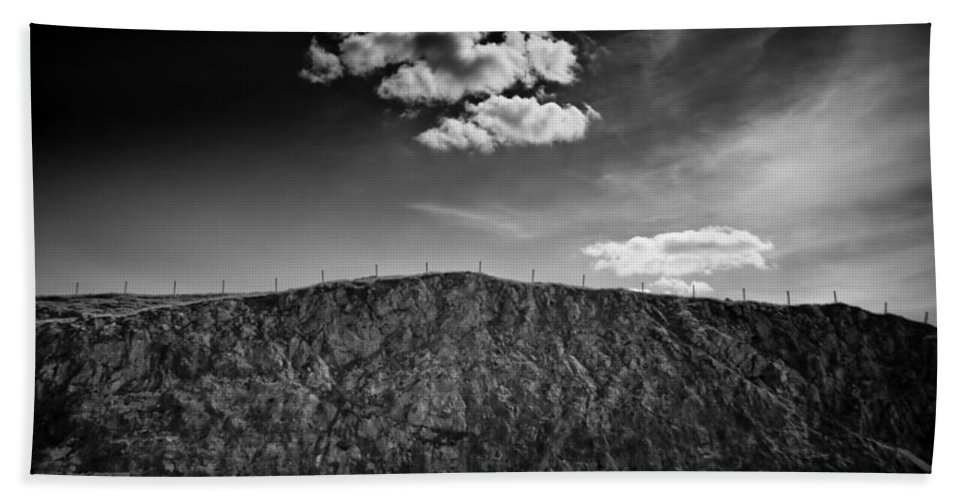 Cloud Bath Sheet featuring the photograph The Cloud by Dorit Fuhg