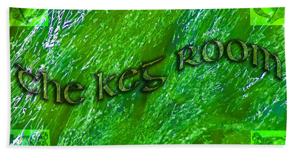 Hand Towel featuring the photograph The Keg Room With Harps by LeeAnn McLaneGoetz McLaneGoetzStudioLLCcom