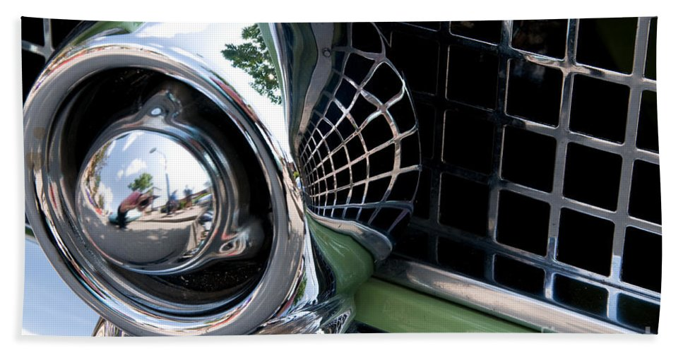 Thunderbird Bath Sheet featuring the photograph Thunderbird 3 by Vivian Christopher