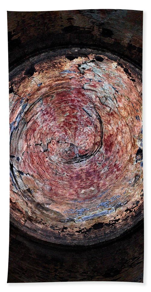 2012 Bath Sheet featuring the photograph Time Machine by Jouko Lehto