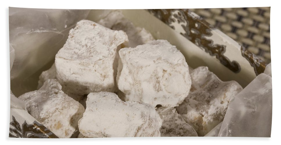 Turkish Delight Bath Sheet featuring the photograph Turkish Delight In A Box by Diane Macdonald