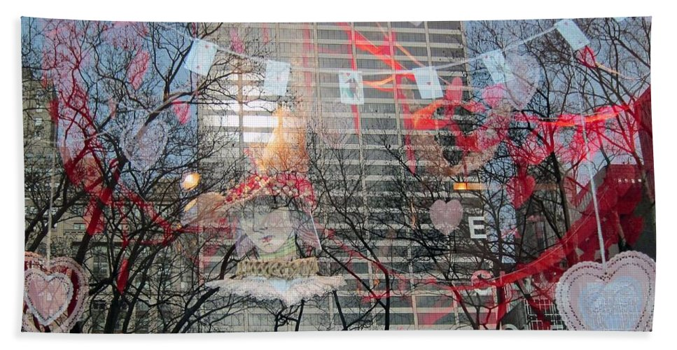 Reflections Bath Sheet featuring the photograph Valentine's Classics by Stefa Charczenko