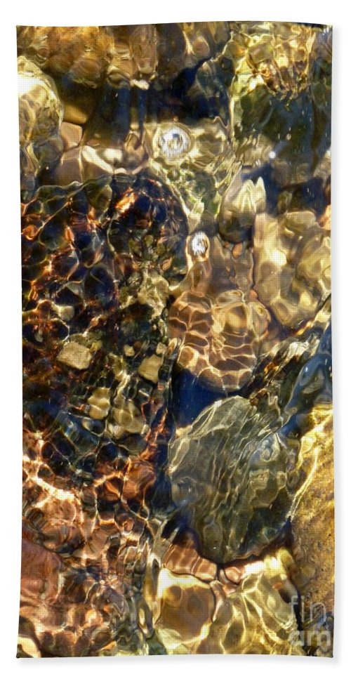 Still Life Hand Towel featuring the photograph Water Palate by Lauren Leigh Hunter Fine Art Photography