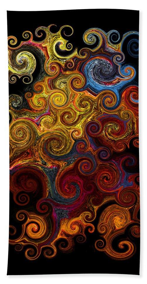 Photograph Bath Sheet featuring the photograph Wheels Keep On Turning by Vicki Pelham