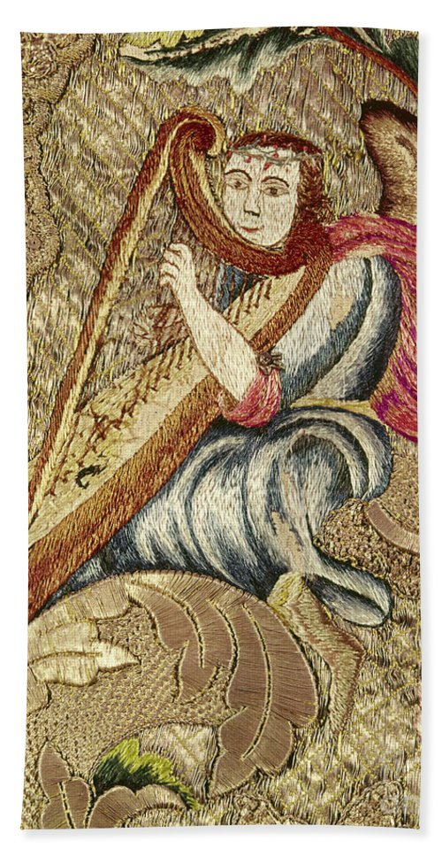 18th Century Hand Towel featuring the painting Chasuble, 18th Century by Granger