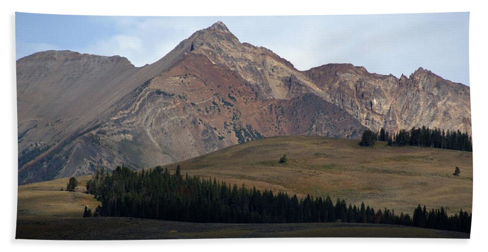 Lake Hand Towel featuring the photograph Emerald Lake by Marty Koch