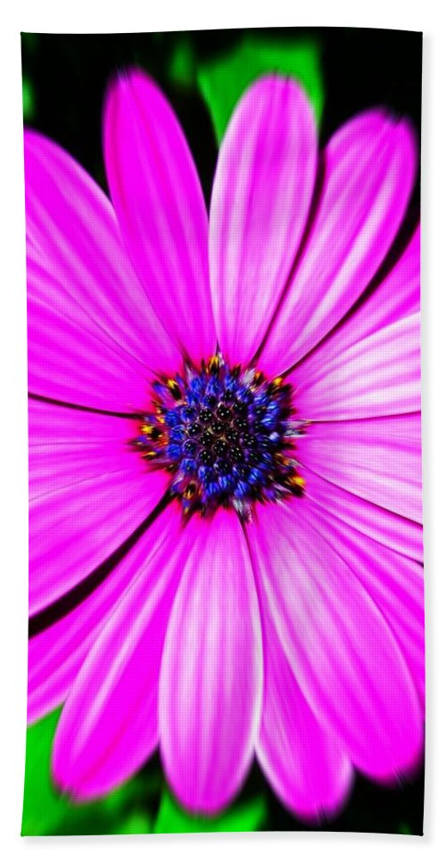 Flower Bath Sheet featuring the photograph For You ... by Juergen Weiss
