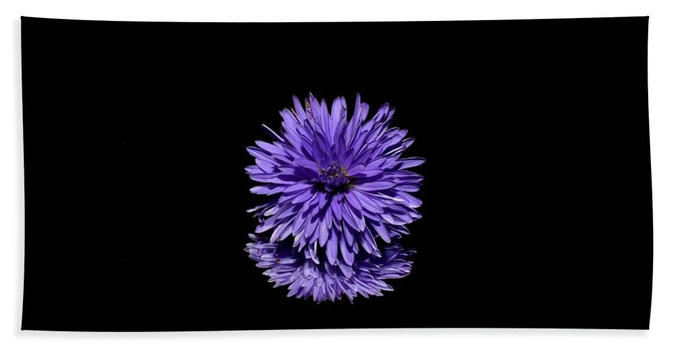 Flower Bath Sheet featuring the photograph Flower by FL collection