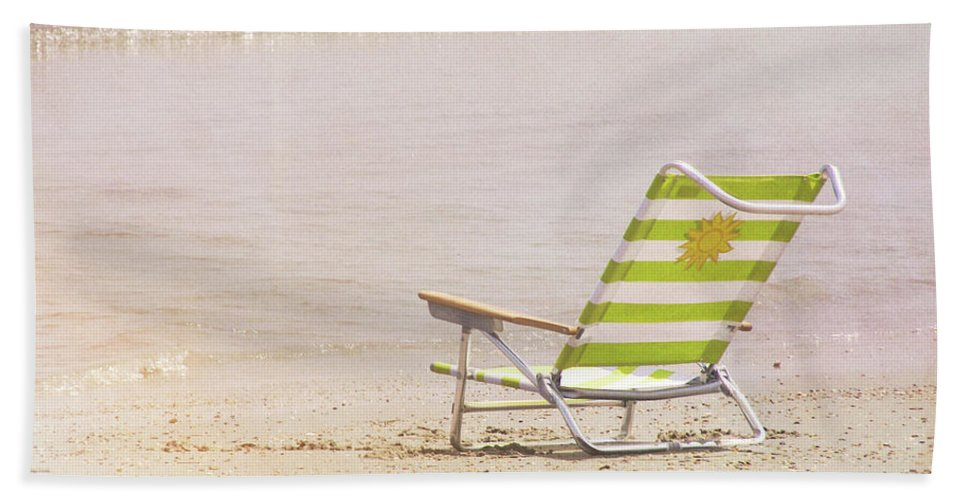 Beach Bath Sheet featuring the photograph A Perfect Vacation by JAMART Photography