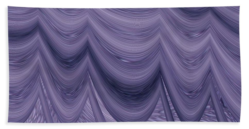 Abstract Hand Towel featuring the photograph Abstract 8 by Tim Allen