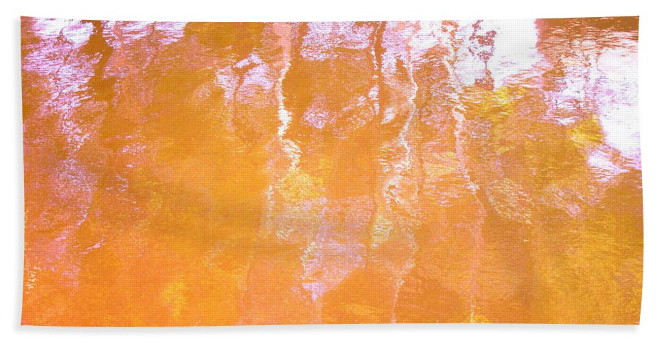 Abstract Hand Towel featuring the photograph Abstract Extensions by Sybil Staples
