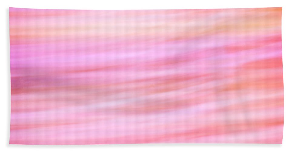Dream Bath Sheet featuring the photograph Abstract Spring Flowers by Marilyn Hunt